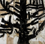 Darwin's Tree 2, painting by Jerry Iverson