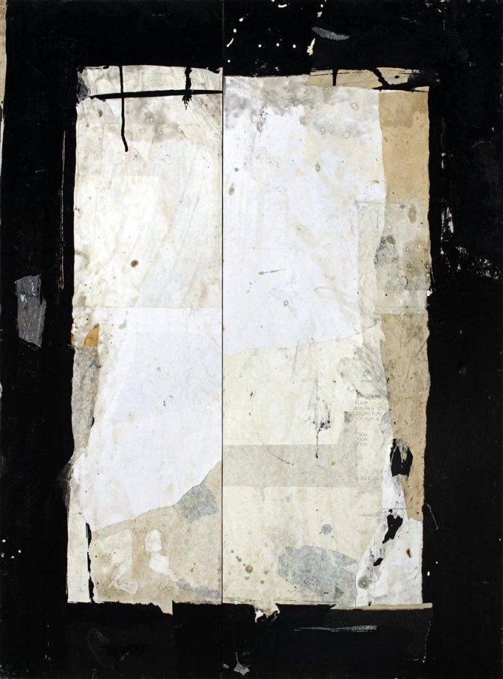 Window 1, painting by Jerry Iverson