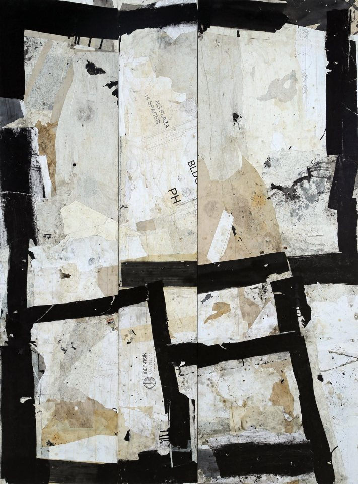 Window 22, painting by Jerry Iverson